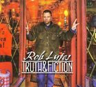 Truth & Fiction [Digipak] * by Rob Lutes (CD, May-2009, Rob Lutes)