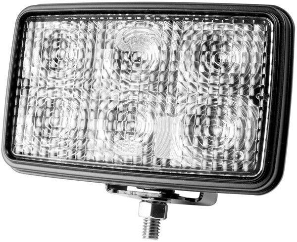 GredE 63611 Flood Lamp,LED,Work Lamp,Clear