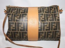 Fendi Monogram Shoulder Bag Cross Body Purse Vintage