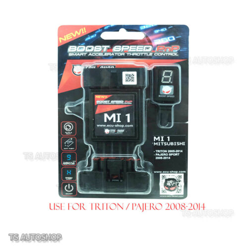 Ecu Mi1 Boost Speed E-Drive Throttle Control Fits Mitsubishi Triton L200 05 2014