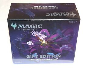 Magic-The-Gathering-Throne-of-Eldraine-Bundle-GIFT-EDITION-MTG-Collector-booster
