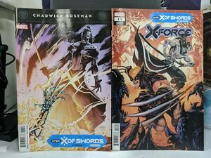 X-FORCE 13 MARCO MASTRAZZO Variant 1st Cover Appearance SOLEM X Of Swords XOS