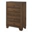 thumbnail 6 - NEW 5PC Brown Rustic Queen King Twin Full Bedroom Set Modern Furniture B/D/M/N/C