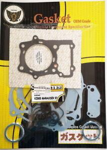 Complete Engine Gasket Set Kit for Suzuki VZ 800 K1