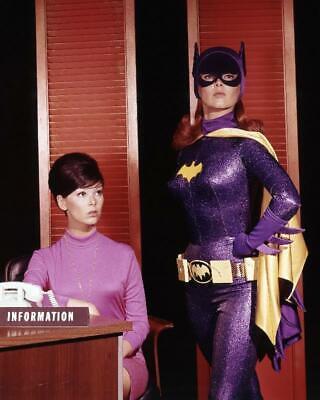 Yvonne Craig Batgirl 8x10 Photo #7