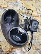 Motorola 2 Way Radio Drop In Dual Charger 1564200r07 Amp Oem Ac Adapter Hktn4003a