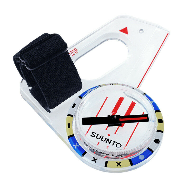 Suunto AIM-6 NH orienteering thumb compass - for northern hemisphere