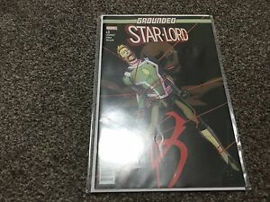 STAR-LORD-3-NEW-SERIES-1ST-PRINT-MARVEL-COMICS-BOARDED-FREE-UK-P-P