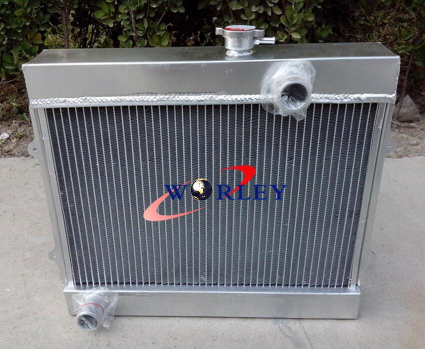 ALUMINUM Radiator for TOYOTA COROLLA KE30 KE38 KE55 KE70 1974-1985 MT 1975 76 77