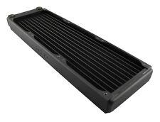 XSPC EX360 Slim Line Triple 120mm Fan Water Cooling 360mm Radiator Black