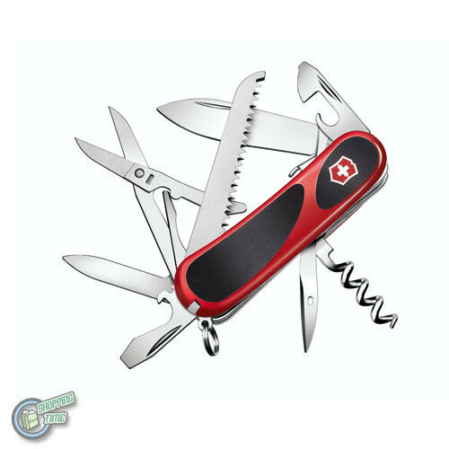 NEW SWISS ARMY EVOGRIP S17 S17 S17 VICTORINOX POCKET KNIFE TOOL 38006 SAVE   969573