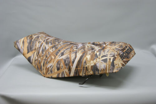 HONDA TRX350 Seat Cover 2000-2006 in PINE CAMO or 7 CAMO OPTIONS ST