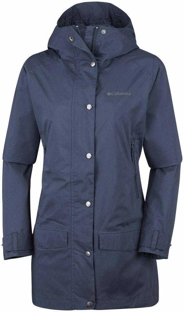 COLUMBIA Rainy Creek WK0121466 Imperméable Veste à Capuche Manteau Manteau Manteau pour Femme 672ff4