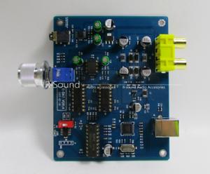 Pcm2706-sm5841-pcm56-HIFI-USB-DAC-USB-Headphone-Amplifier-Board-Stromausgang
