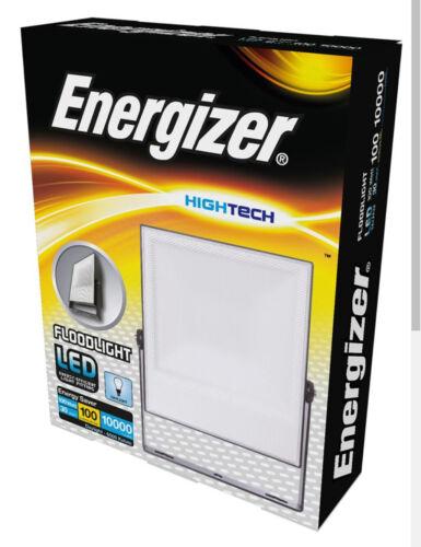 Hybride 100 W DEL Projecteur ENERGIZER avec anti-éblouissement Lentille /& Quick Fix Support