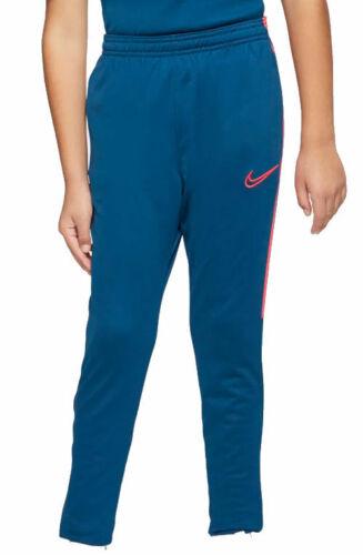 Nike Kinder Trainingshose Fußballhose Sporthose B NK DRY ACADEMY PANT blau rot