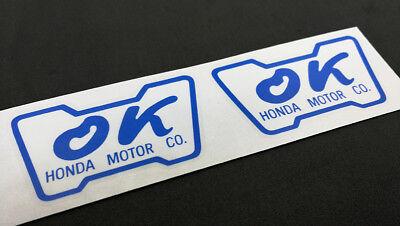 x2 Si EF Sticker decal WHITE Car window honda civic hatch 3DR CRX JDM rear usdm