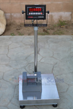 Op 915 Ntep Legal For Trade 12x12 Bench Scale 100 Lb X 02 Lb 2 Yr Warranty