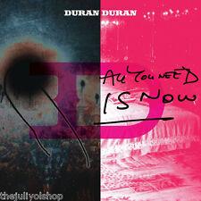 CD DURAN DURAN.....ALL YOU NEED IS NOW....new cd sealed....cd nuevo y precintado