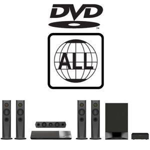 68d69970a91 Sony BDV-N7200W BDVN7200WB.CEK 3D Blu-ray 5.1 Home Cinema System DVD ...