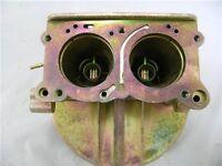 2 Barrel 350cfm Carburetor Main Body Holley Proform Center Body Gain 25-35 Hp