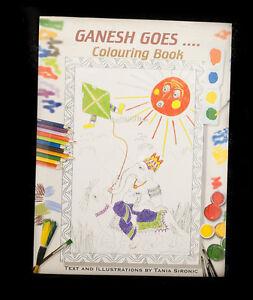 cahier ou livre de coloriage anti stress ganesh - Livre De Coloriage Anti Stress