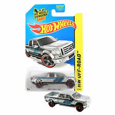 NEW 2014 Hot Wheels 1:64 Die Cast Car HW OFF ROAD 2009 Ford F-150 Trucks 137/250