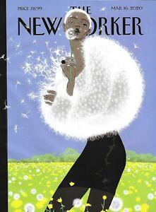 New Yorker Magazine Peace Corps and China Elude Surveillance Jordan Wolfson 2020
