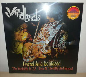 YARDBIRDS-DAZED-AND-CONFUSED-REMASTERED-WHITE-LP-DVD
