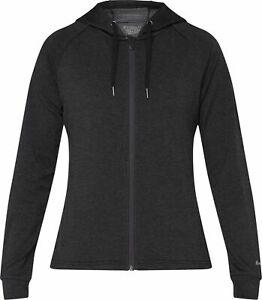 Energetics-Damen-Fitness-Sport-Jacke-with-Hood-Melucie-Dark-Grey