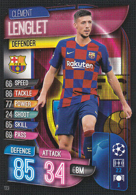 Topps Match Attax Ligue des Champions 2019//2020 2 X Multipack Incl Limited Edition