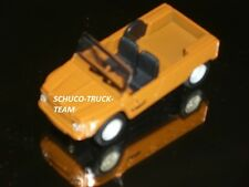 NOREV RETRO CITROEN  MEHARI  orange  3-inch / 1:64  310507