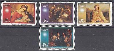 Tonga Fest In Der Struktur 1996 Weihnachten 1431-34 **, 22500