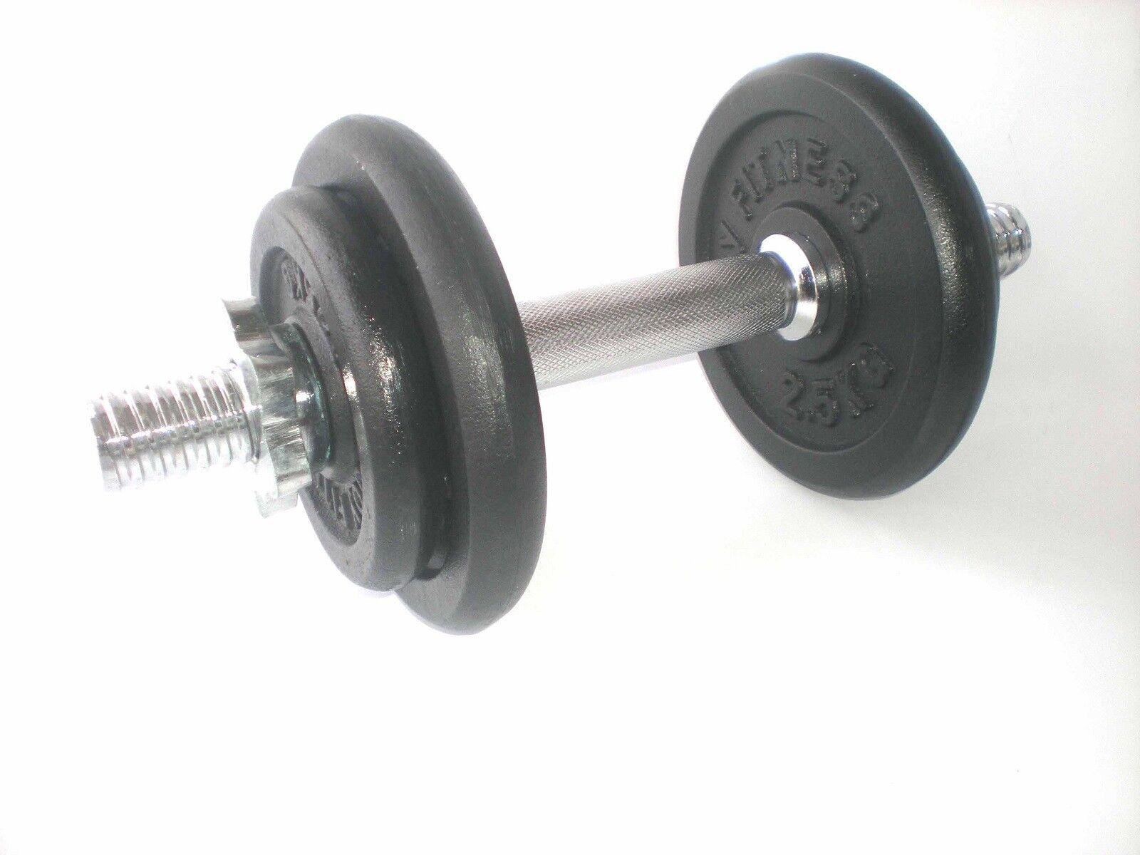 Kurzhantel Set Hantel Hantelset 10 kg Gewichte Sport Bodybuilding Krafttraining