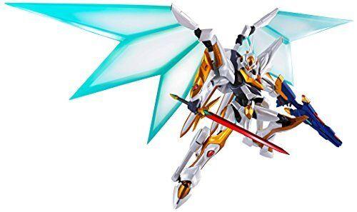 Bandai Metal Robot Tamashii Code Geass Z-01Z Lancelot Albion figura