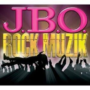 J-B-O-ROCK-MUZIK-CD-SINGLE-NEW
