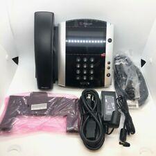 NEW 2200-48600-025 Polycom VVX 601 VoIP IP SIP Gigabit Business Media Phone