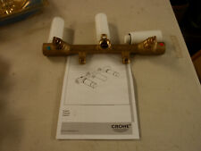 Grohe 29034000 Grandera Wall Mounted Volume Control Rough In Valve-Open