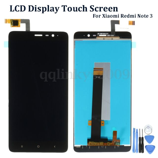 Touch Screen Digitizer + LCD Display Lens + Tool For For Xiaomi Redmi Note 3 Pro