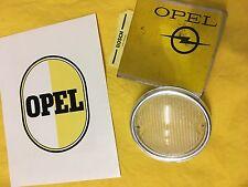 NEU + ORIGINAL Opel Kapitän PL 2,6 Glas Rückfahrscheinwerfer Chrom Beleuchtung