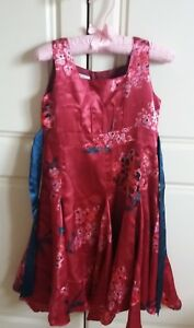 Monsoon-party-dress-for-girls-Size-5-6-yrs