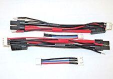 2PcsTraxxas ID LiPo Battery Adapter 12 Gauge Wire