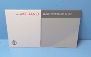 nissan murano owners manual