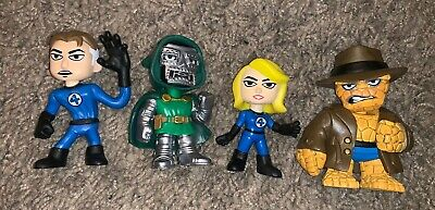 Fantastic Four Mystery Minis FEMME INVISIBLE TARGET EXCLUSIVE