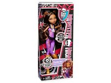 MONSTER High MUSICALE FESTIVAL V.I.P. CLAWDEEN WOLF bambola-nuovo inscatolato