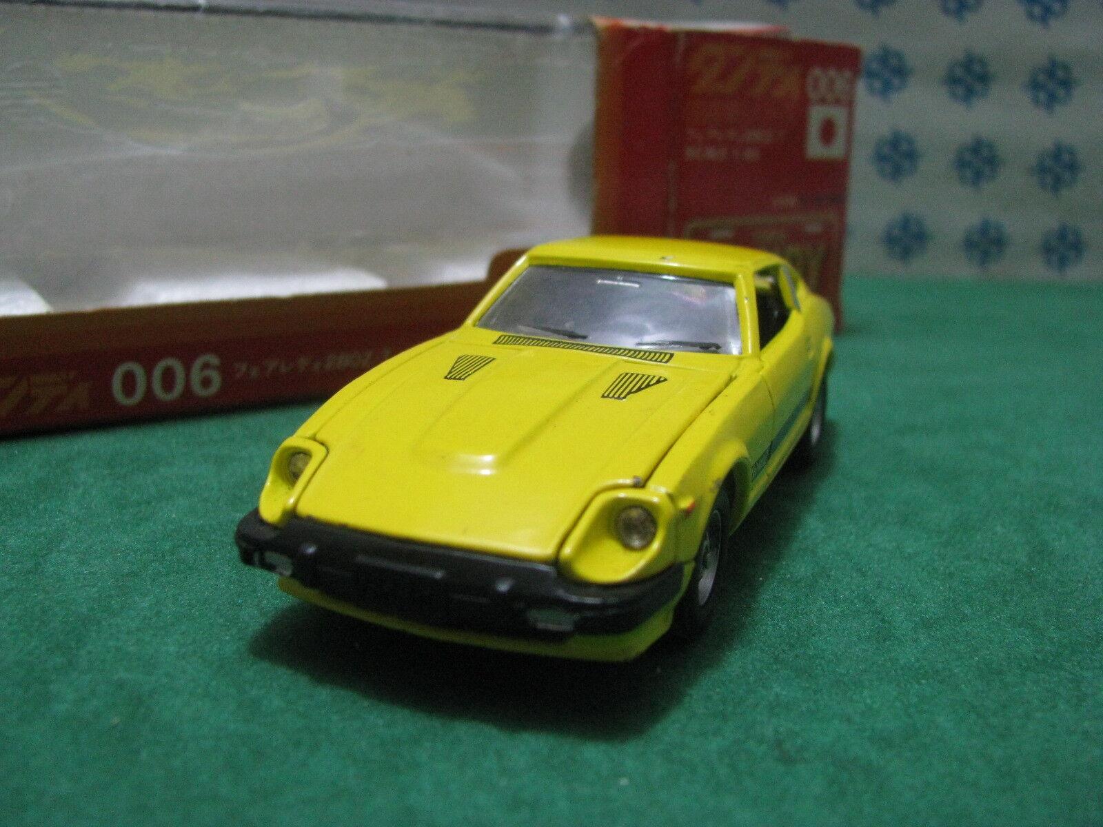 Vintage  -  NISSAN Fairlady 280 Z-T   -  1 43  Dandy Tomica n°006