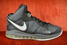 2d26311bb30b CLEAN Nike Air Max Lebron 8 VIII V2 Cool Grey 429676 002 Silver Size 13