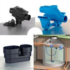 3P Regenwasserfilter -Greenlinefilter P Spar Set, für den Einbau in die Zisterne