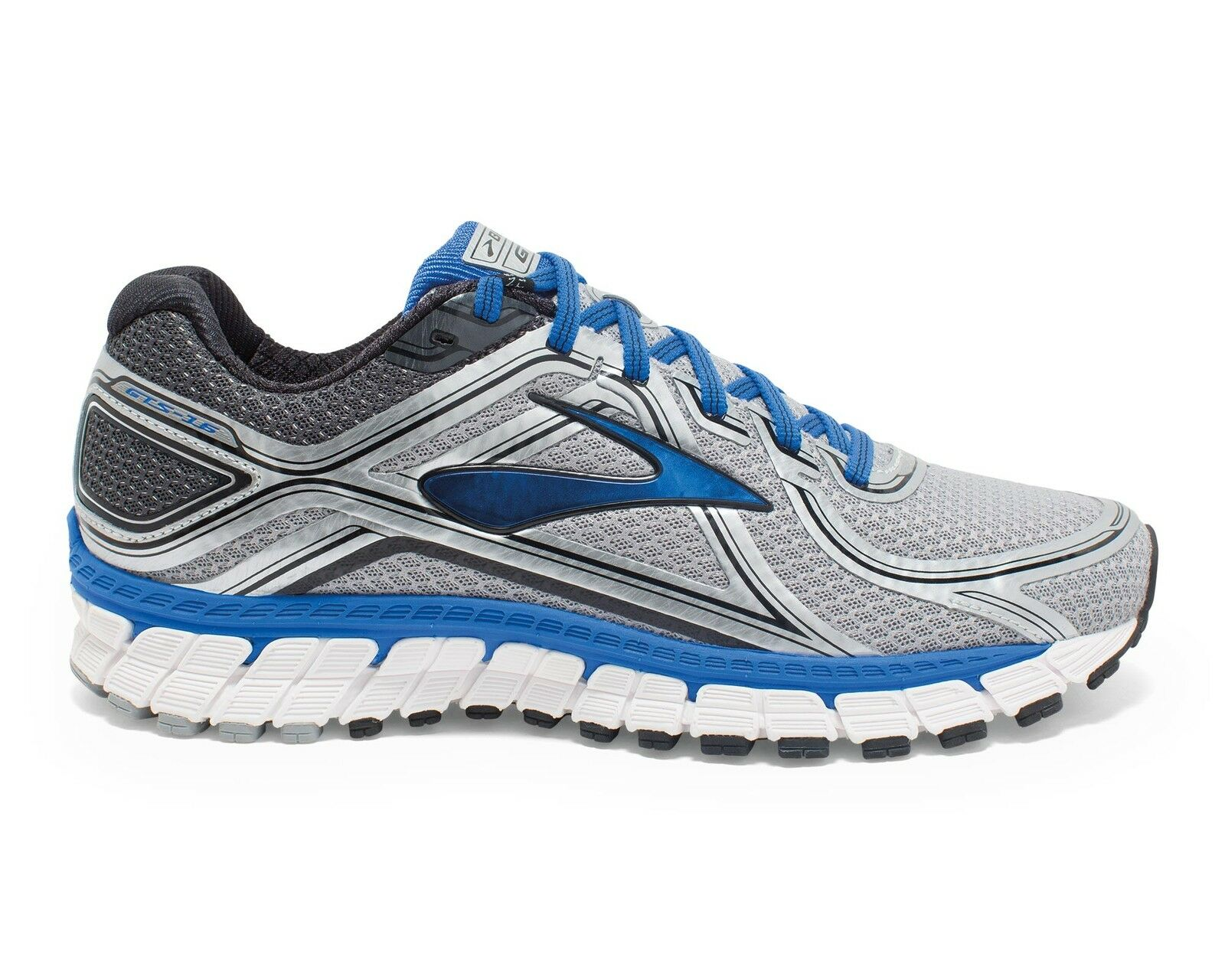 CLEARANCE || BROOKS ADRENALINE GTS 16 MENS RUNNING SHOES (D) (181)