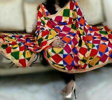 Traditional Designer Party Wear Phulkari Dupatta